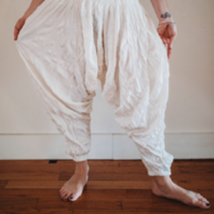 Silky Fisherman Pants